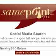 SamePoint Social Media Search