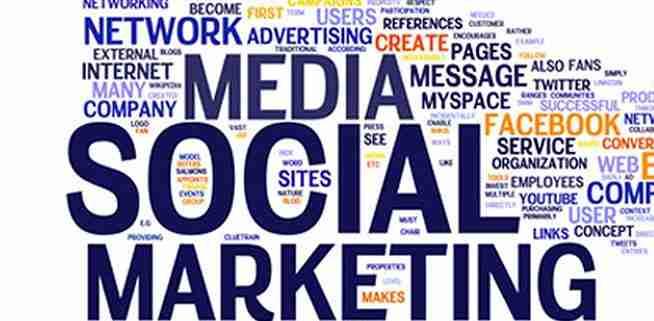 Social Media Marketing or SMM
