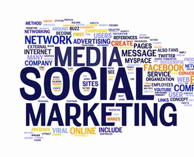 Social Media Marketing or SMM