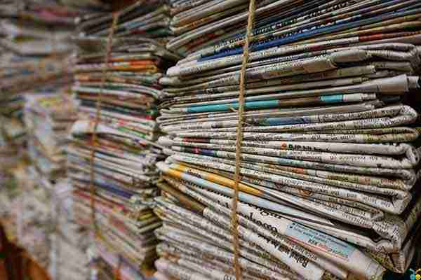 Newspaper Stacks | Hot Content Ideas from Google
