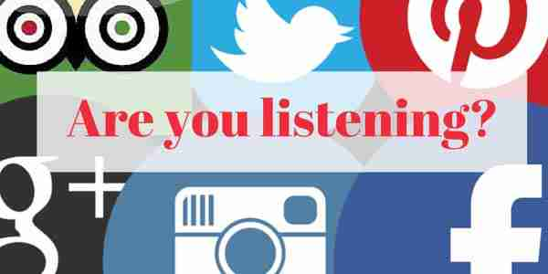 Social Media as a Marketing Research Tool: Are You Listening?