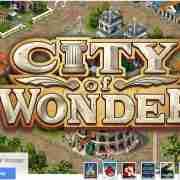 City of Wonder on Google Plus Games