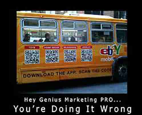 Online Marketers - You're Doing it Wrong