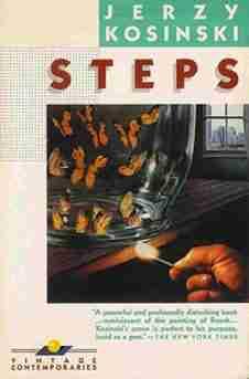 Jerzy Kosinski Steps book