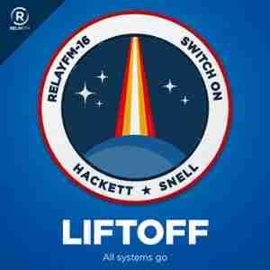 Liftoff Podcast logo