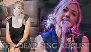 Emily Kinney Dead Sing August
