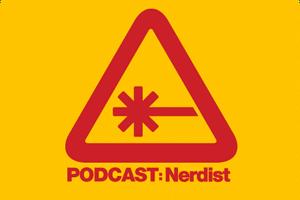 The Nerdist Podcast logo