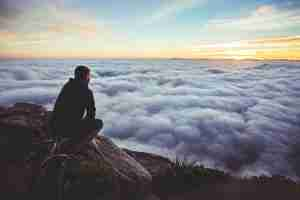 Finding Motivation and Inspiration | View from Above the Clouds